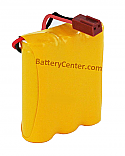 BCN800-3DWP-CE038B Nickel Cadmium Battery
