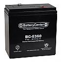 BC-6360F2 SLA Battery