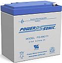 PS-682 SLA Battery