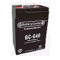 BC-640 SLA Battery