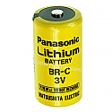 3.0 Volt 5000 mAh PANASONIC C Lithium Button Top Battery