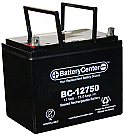 BC-12750 SLA Battery