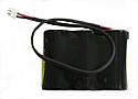 N3000CR-3YA Nicad PLC Battery