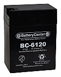 BC-6120 SLA Battery