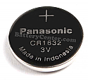 CR1632 Panasonic Lithium Coin Cell Battery