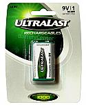 UL9V NiMH 8.4V Battery