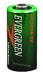CR123A Evergreen Lithium Battery