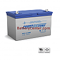 PDC-121000 Deep Cycle SLA Battery