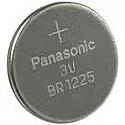 BR1225 Lithium PLC Battery