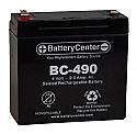 BC-490 SLA Battery