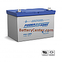 PDC-12800 Deep Cycle SLA Battery