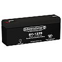 BC-1229 12 Volt 2.9Ah SLA Battery