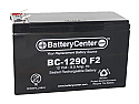 BC-1290F2 SLA Battery