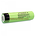 Panasonic NCR18650B Li-ion 3.7V 3400mAh (green & black color) Battery