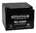 BC-12260NB SLA Battery