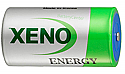3.6 Volt 8500 mAh C Lithium Button Top Battery