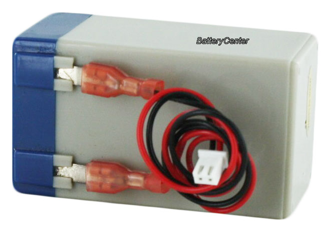 PS-621 battery with Wiring Harness Photo