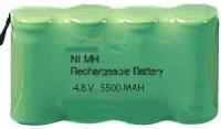 BCN5500-4DWP Nickel Cadmium Battery