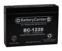 BC-1228 SLA Battery