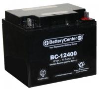 BC-12400 SLA Battery