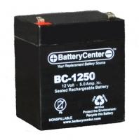 BC-1250 SLA Battery