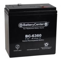 BC-6360 SLA Battery