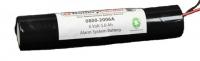 6v 5ah Alarm System Battery 0800-2006A