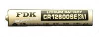 CR12600SE Lithium  Battery