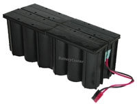 4X0859-0012W Pure Lead Battery
