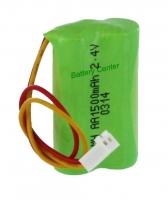 RPL-5262-MXN15RP Nickel Metal Hydride Battery