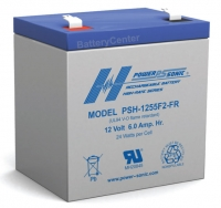 PSH-1255F2FR High Rate UPS Battery