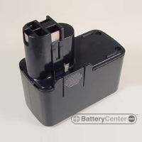 BOSCH 9.6V 1500mAh NICAD replacment power tool battery