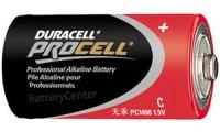 PC1400 C Size Industrial Alkaline Battery