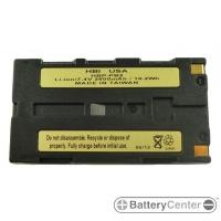 HBP-PB2 barcode printer 7.4 volt 2600 mAh battery