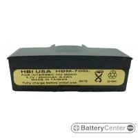 HBM-700L barcode scanner 3.7 volt 2600 mAh battery