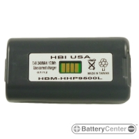 HBM-MX6L barcode scanner 7.4 volt 2400 mAh battery