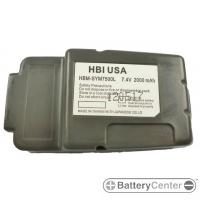 HBM-SYM7500L barcode scanner 7.4 volt 2000 mAh battery