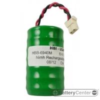 HBB-6940M barcode scanner 8.4 volt 250 mAh battery