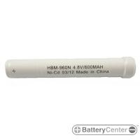 HBM-960N barcode scanner 4.8 volt 600 mAh battery