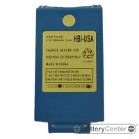 HBM-TALK5L barcode scanner 3.7 volt 5000 mAh battery
