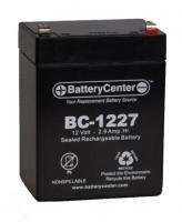 BC-1227 SLA Battery