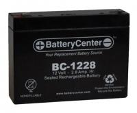 PS-1228 SLA Battery