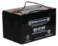 PS-6100(2P) SLA Battery