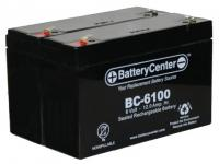 BC-6100(2S) SLA Battery