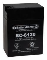 BC-6120FP SLA Battery