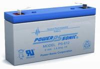 PS-612 SLA Battery