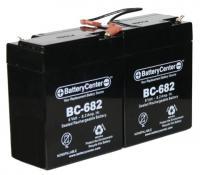 BC-682(2S) SLA Battery
