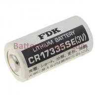 CR17335SE Lithium Battery