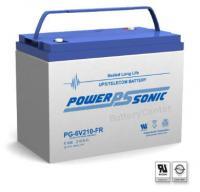 PG-6V210FR Long Life Battery