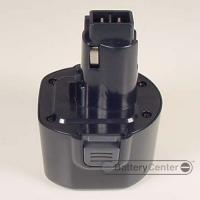 BLACK AND DECKER 9.6V 1500mAh NICAD replacment power tool battery